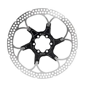 Formula Bremsscheibe 6-Loch zweiteilig schwarz